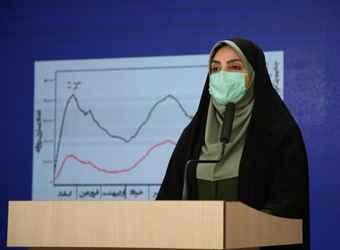 کرونا جان ۸۹ نفر دیگر را در ایران گرفت