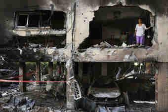غزه؛ عید فطر با طعم خون
