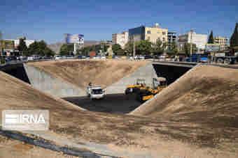 زیرگذر شهید کشوری شهر ایلام هفته آینده افتتاح می شود