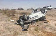واژگونی خودرو در سرابله ۲ کشته برجا گذاشت