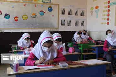 ۲۰ هزار مدرسه در کشور از اول مهر به صورت حضوری فعالیت میکنند