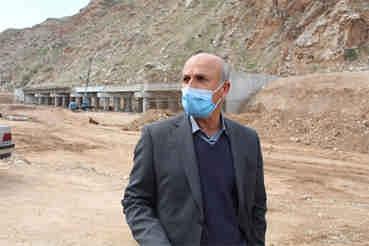پلهای بزرگ منطقه کنجانچم درمحور ایلام- مهران درحال تکمیل و بهره برداری