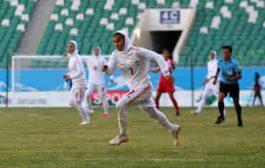 صعود تاریخی تیم ملی فوتبال زنان ایران به جام ملتهای آسیا
