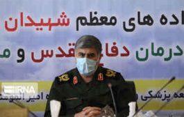 سپاه روزانه ۱۰ هزار وعده غذا بین زائران برگشتی در مهران توزیع می کند