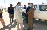 شور حسینی بنیاد کرامت رضوی در مرز مهران