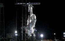 ناسا ۴ فضانورد را به فضا فرستاد