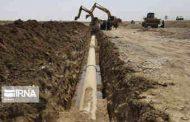 سه کیلومتر توسعه و خط انتقال شبکه آبرسانی در هلیلان تکمیل شد