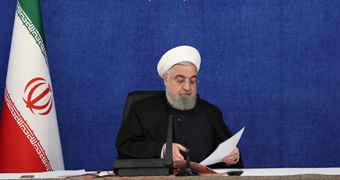 روحانی پیروزی آیتالله رییسی در انتخابات ریاست جمهوری را تبریک گفت