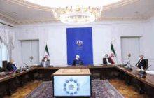 تاکید روحانی برای ارائه گزارش از وضعیت اقتصادی به رئیس جمهور منتخب