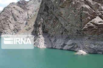کاهش ۴۷ درصدی ورودی آب سدهای کشور نسبت به سال گذشته