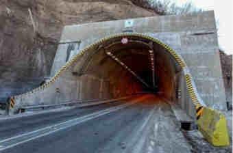 تونل اربعین ایوان به مدت ۴۰ روز مسدود می شود