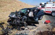 تصادف پژو و تریلی در محور ایلام - بدره یک کشته بر جای گذاشت