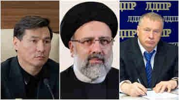 پیام تبریک دو مقام روسی به حجت الاسلام رئیسی