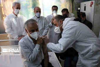 بدره رکورددار تزریق واکسن کرونا در ایلام است