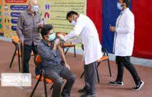 ۶۰ درصد فرهنگیان ایلامی واکسن کرونا تزریق کردند