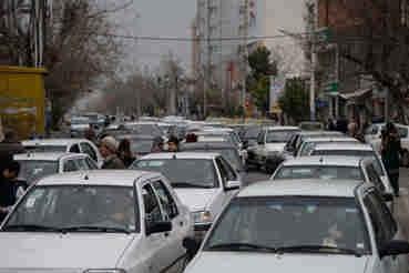 تصمیمات جدید برای کاهش ترافیک مرکز شهر ایلام اتخاذ می شود